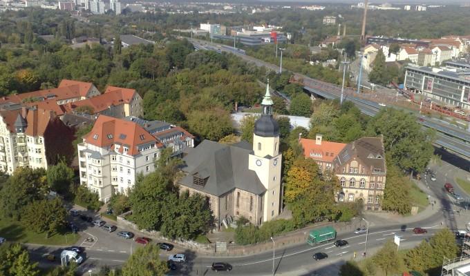 Glaucha Kirche